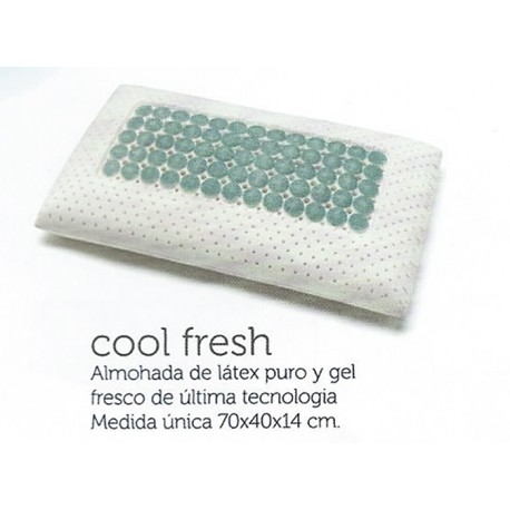 Almohada Cool Fresh