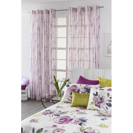 Tejido visillo para cortinas