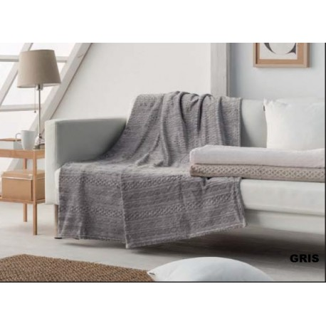 Manta de sofá Boston