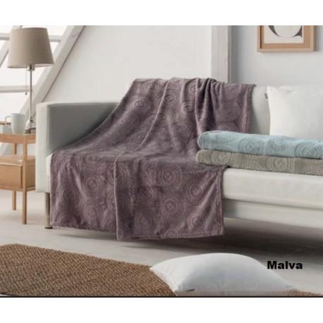 Manta de sofá Oxford