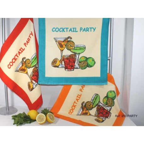 Paño de cocina Cocktail
