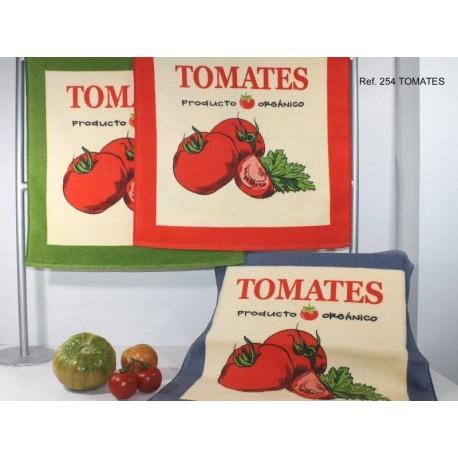 Paño de cocina Tomates