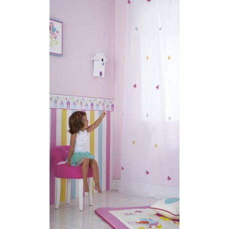 Cortina Infantil a medida Vilma Colección Cool Kids