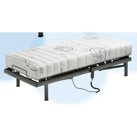 Pack colchón con somier motorizado Nevo