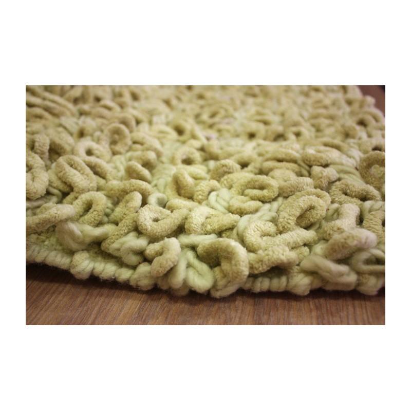 alfombra nudos