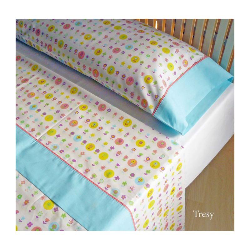 Juego de cama tresy - Juego de cojines para cama ...