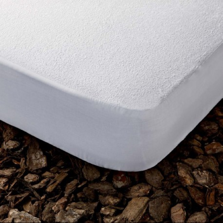 Salva colchón impermeable.