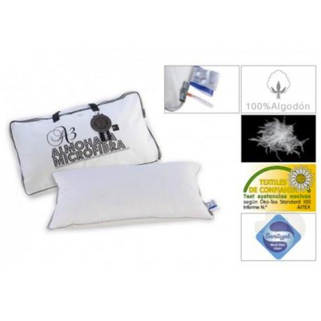 Almohada A3 Microfibra