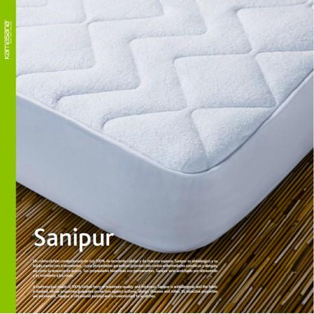 Cubrecolchón Sanipur