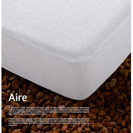 Protector de colchón Aire